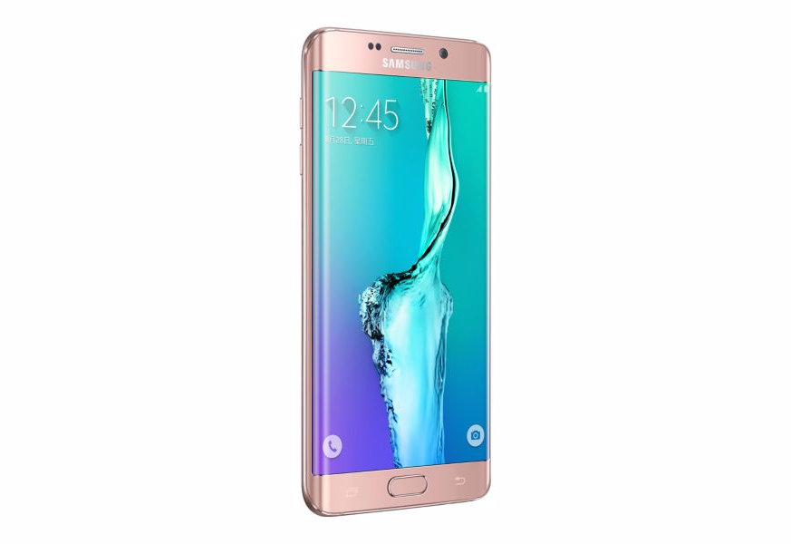 Foto de Samsung Galaxy S6 Edge+ rose gold (1/6)