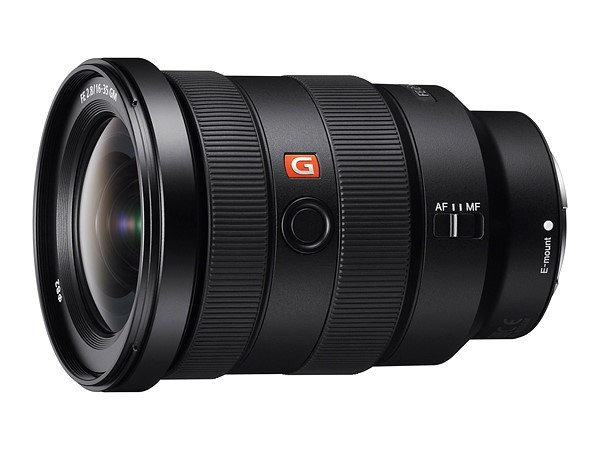 Sony FE 16-35 mm. f/2,8 GM