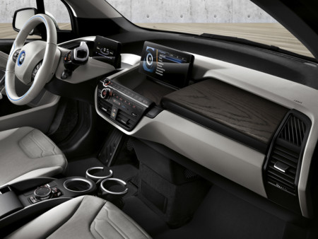 Bmw I3 94ah interior