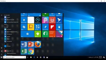 ¿Quieres las ventajas de Windows 10 S y pero no sus limitaciones? Citrix Receiver es el programa que puede ayudarte