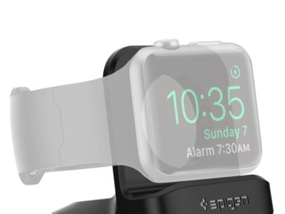 Base de carga Spigen para Apple iWatch por 8,99 euros