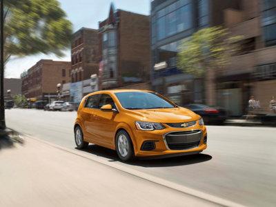 Chevrolet Sonic 2017: Precios, versiones y equipamiento en México