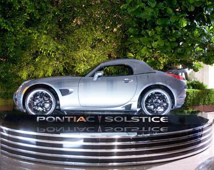 Autobot Jazz Pontiac Solstice