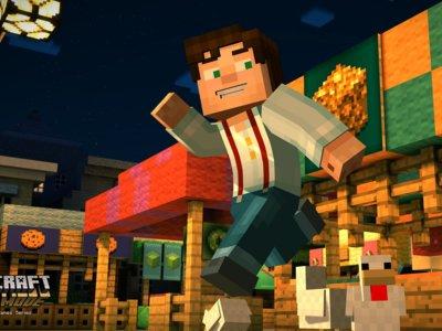 Descubre a la legendaria Orden de la Piedra en el nuevo trailer de Minecraft Story Mode