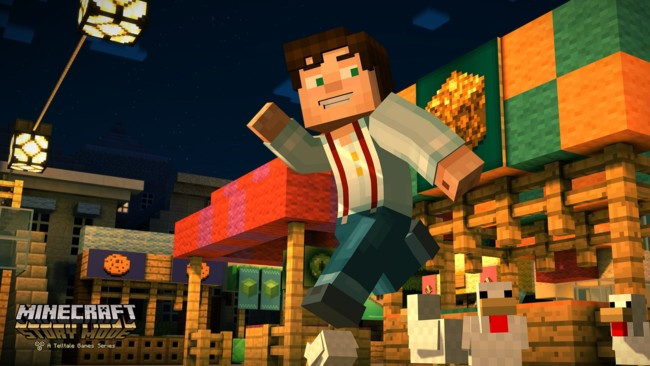 Minecraft Story Mode 3180323