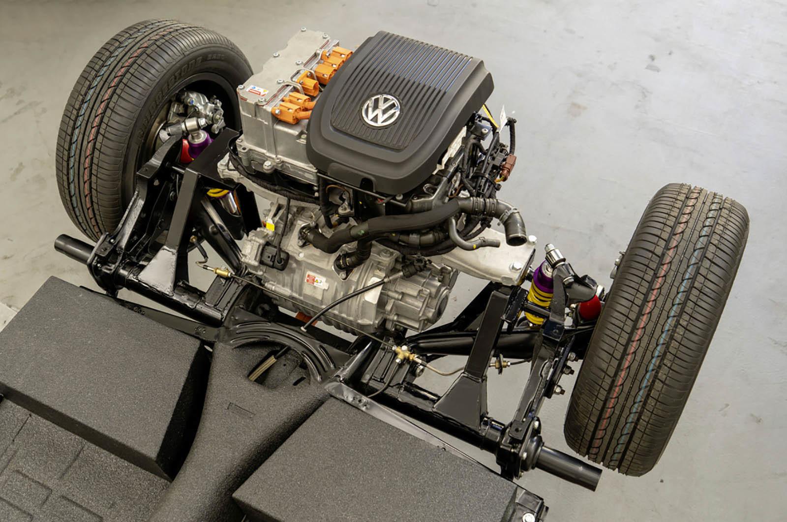 Foto de Volkswagen e-Beetle (8/19)