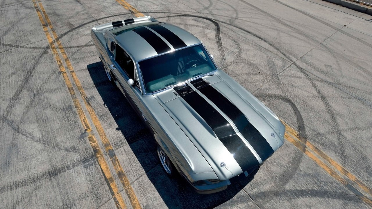 "Foto de Ford Shelby GT500 ""Eleanor"" subasta (20/21)"