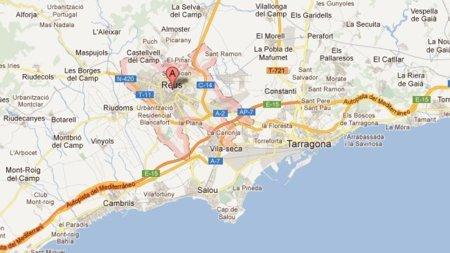 Google Maps ahora remarca la zona de interés que hemos buscado