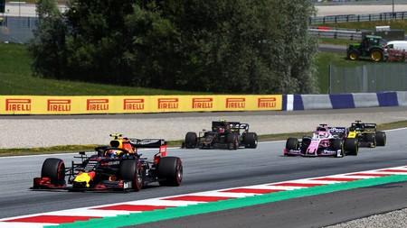 Gasly Austria F1 2019