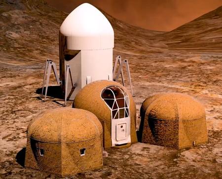 Habitat Marte Nasa