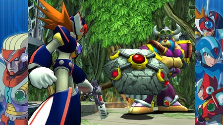 Mega Man X Legacy Collection 05