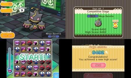 Nueva competencia mundial en Pokémon Shuffle para Mega Banette