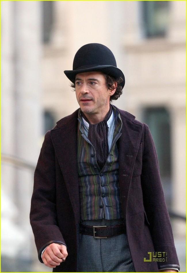 Foto de Sherlock Holmes, primeras imágenes (2/6)