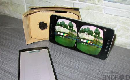 Así es como he conseguido tener Daydream con unas Cardboard, un Nexus 6P y un Nexus 5