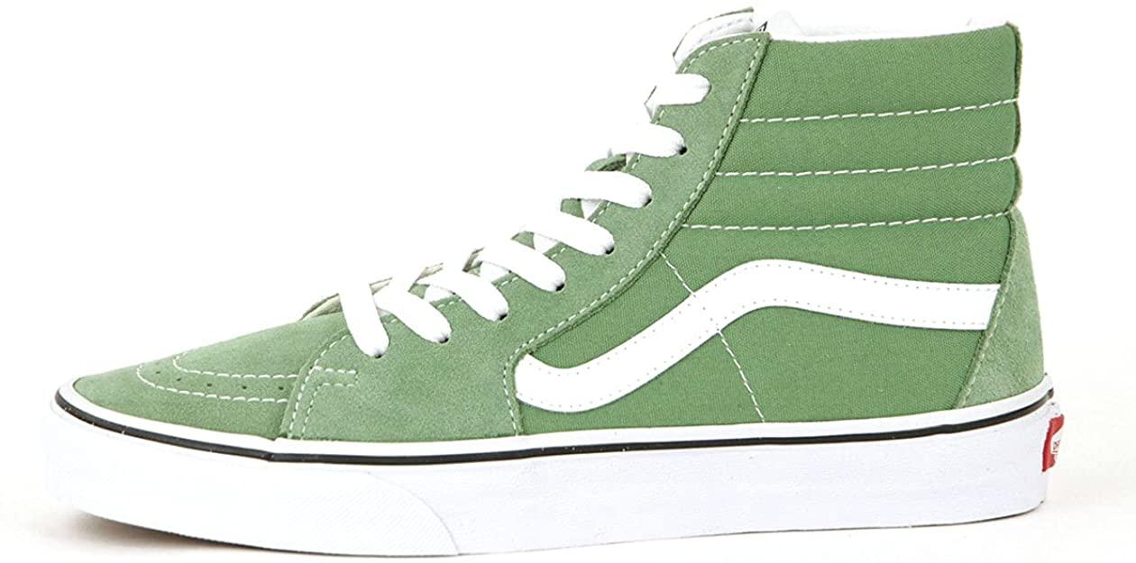 Vans Calzado Deportivo Mujer UA SK8-Hi para Mujer Verde 42 EU