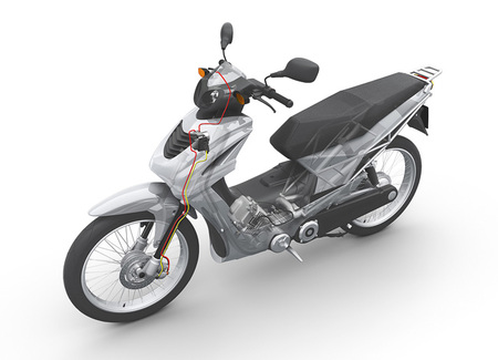 Bosch ABS 9M Light, la opción para motos de baja potencia