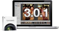 Apple lanza Aperture 3.0.1 y publica un documento con los cambios de exposición al importar una librería antigua