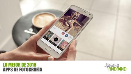 Las mejores apps de fotografía para Android de 2016