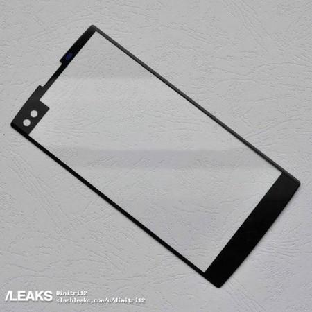 Lg V30 Panel Frontal Doble Camara Frontal Selfies