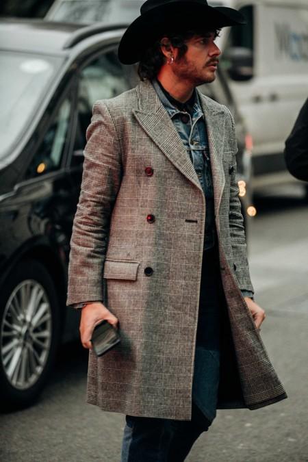 El Mejor Street Style De La Semana Paris Milan Londres Trendencias Hombre Trends 04