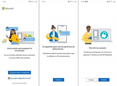 Conectar Smartphone Android Windows 10 Ver Fotos Notificaciones Hacer Llamadas