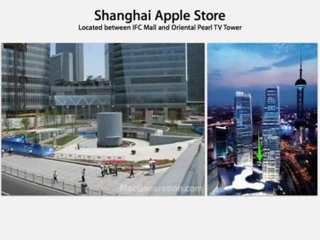 apple store shangai