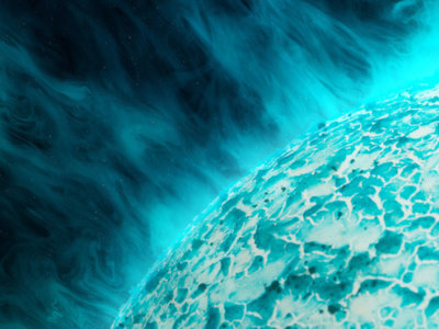 Viaje psicodélico a través del cosmos: Infinitude
