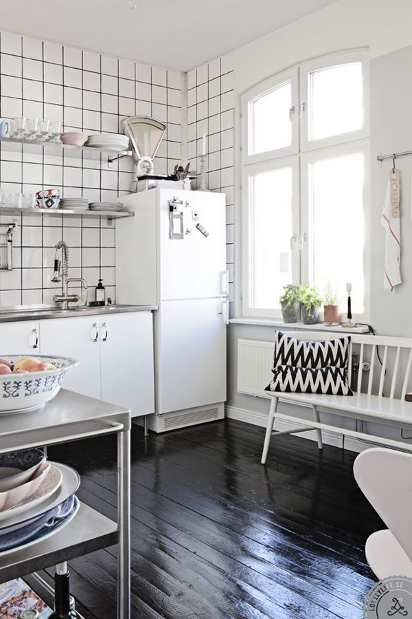 Scandinavian Kitchen Decoration