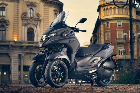 Yamaha Tricity 300 2