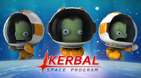 Kerbal Space Program pasa a ser propiedad de Take-Two Interactive