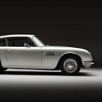 ¡Lo ha vuelto a hacer! Lunaz convierte el emblemático Aston Martin DB6 en un potente y elegante coche eléctrico