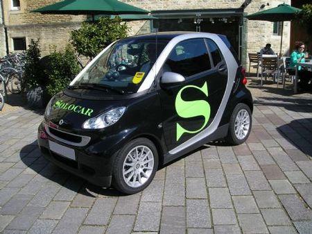¿smart fortwo taxi? ¡pues claro que sí!