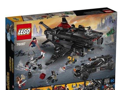 Flying Fox: ataque aéreo del Batmobile de Lego con un 42% de descuento en Amazon