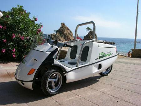Trigger Speedy Tortuga, un triciclo lúdico con nombre gracioso