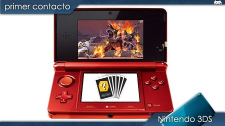Nintendo 3DS y sus juegos. Primer contacto (I)