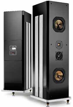 Polymer Logic Speaker System, música que suena a oro y diamantes