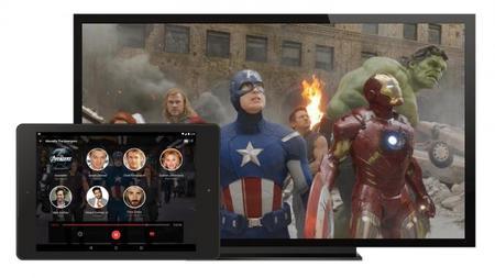 Google Play Movies & TV se actualiza con material design