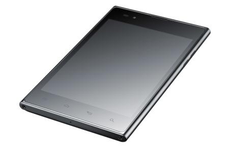 Las especificaciones de LG Optimus Vu III comienzan a surcar la red