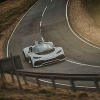El Mercedes-AMG Project One ya está en etapa de pruebas, y antes de que un espía pueda, la marca nos da un adelanto