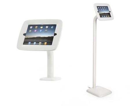 Crea un punto de información para tu negocio con el iPad y los nuevos soportes de Griffin