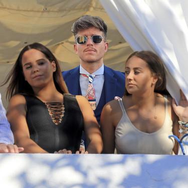 Gonzalo Montoya, el RRPP de las tentaciones en Marbella, de 'Tonteo' con Rocío Flores y Gloria Camila durante su noche de chicas
