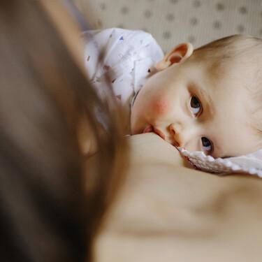 La primera mirada de amor de tu bebé que dice que te reconoce y te ama