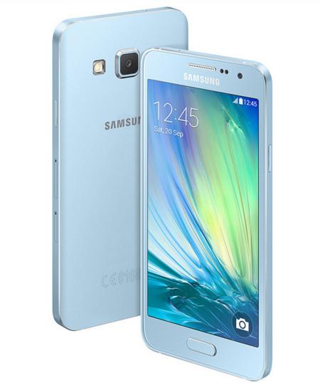 Samsung Galaxy A5 se pone a la venta en China con un precio poco competitivo