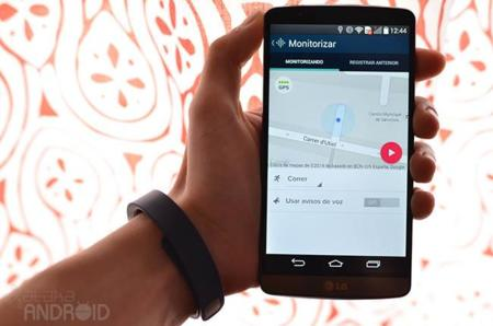 Fitbit Mobilerun Android