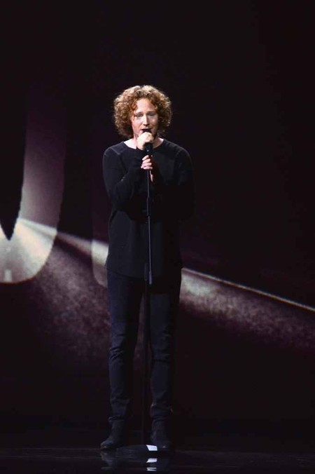 Michael Schulte Representing Germany Eurovision Song Contest 2018 Final