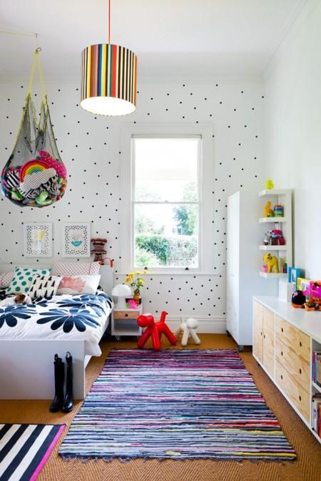 Ni de ni o ni de ni a 21 habitaciones infantiles unisex - Decoracion dormitorio infantil nino ...