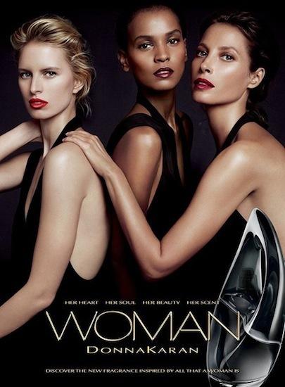 Las mujeres de Donna Karan juntas para su nuevo perfume: Woman