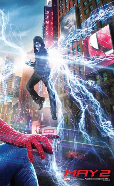 Foto de 'The Amazing Spider-Man 2: El poder de Electro', carteles (5/15)