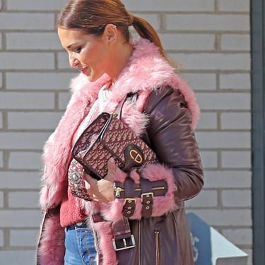 Este es el abrigo de Paula Echevarría del que todo el mundo habla