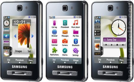 Se podrán desarrollar widgets para TouchWiz